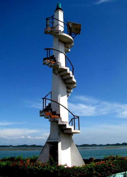 The Lighthouse of Alaminos