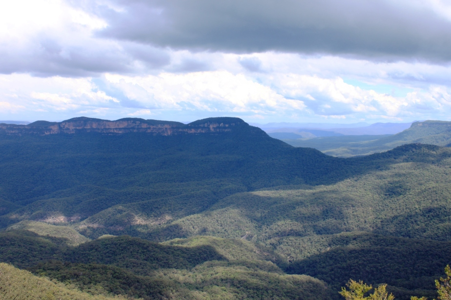 The Blue Mountains DownUnder