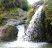 The small falls in Sagada, Mountain Province