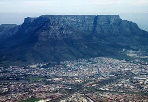 The Table Mountain